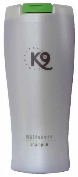 K9 Competition - Shampoo whiteness