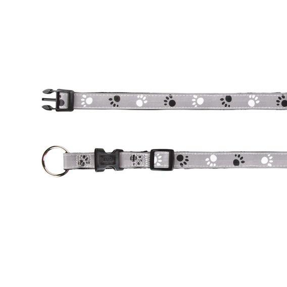 Trixie - Silver Reflect Halsband