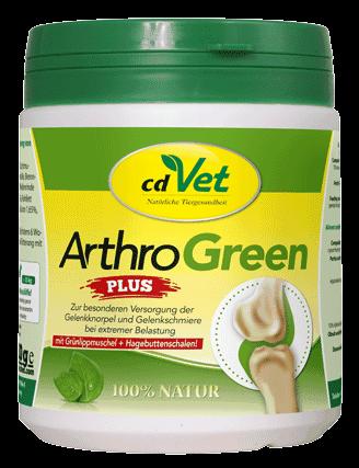 cdVet ArthroGreen Plus