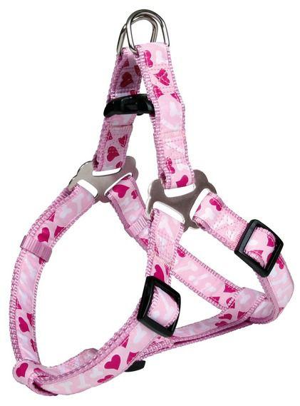 Trixie - One Touch Geschirr Modern Art Rose Heart