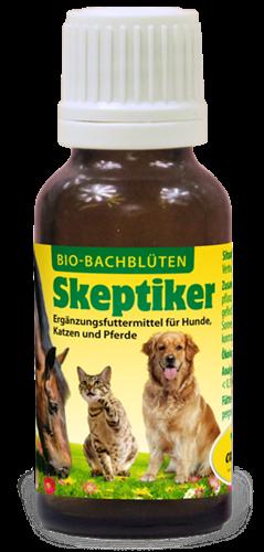 """cdVet Bachblüten """"Skeptiker"""" 20ml"""