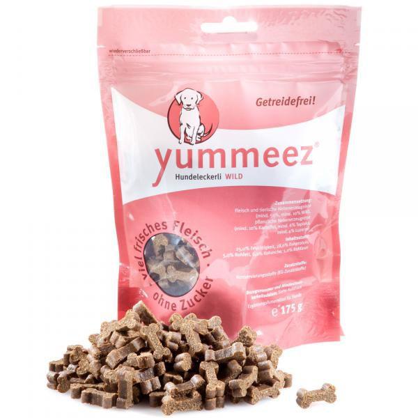 Yummeez Wild 175g