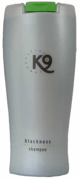 K9 Competition Shampoo blackness