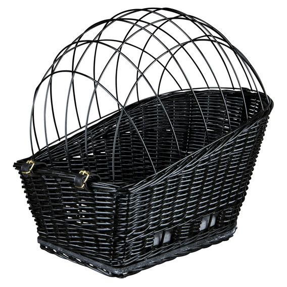 Trixie - Fahrradkorb für Gepäckträger