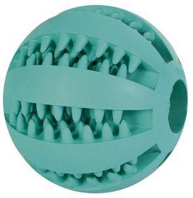 Trixie - Denta Fun Mintfresh Baseball aus Naturgummi